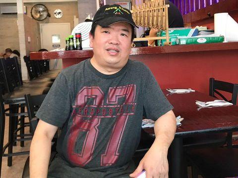 Siliwanga, pemilik restoran Awang Kitchen di New York.