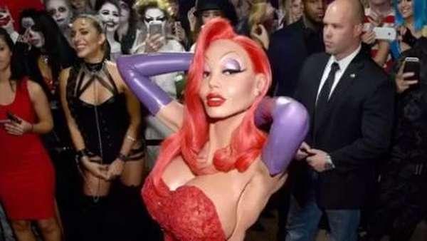Menebak Kostum Halloween Heidi Klum di Tahun Ini