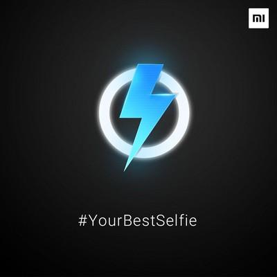 Teaser ponsel selfie Xiaomi. Foto: Xiaomi