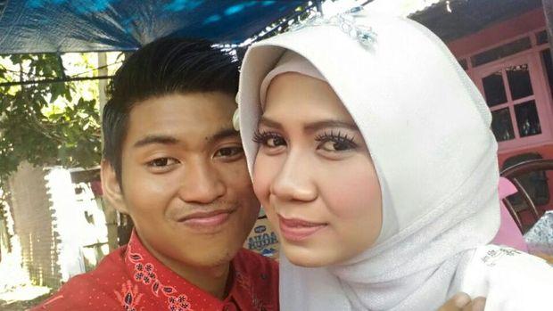 Dedy dan istri