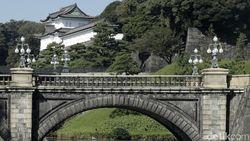 Berenang di Selokan Istana Kaisar Jepang, Pria Ini Diciduk Aparat