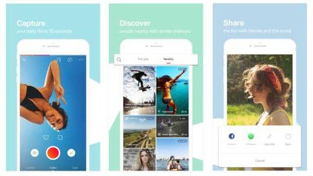 Aplikasi Video Ajak Pengguna Abadikan Momen Harbolnas
