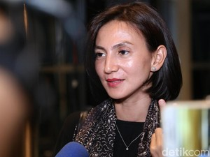 Wanda Hamidah Bicara Perkembangan Anak dari Suami Kedua