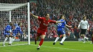 Pakai Kostum Hantu, Luis Garcia Kenang Gol Hantu untuk Liverpool