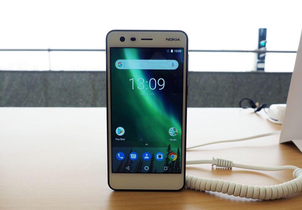Nokia 2 dijual 99 euro atau di kisaran Rp 1,5 juta. Foto: Android Central