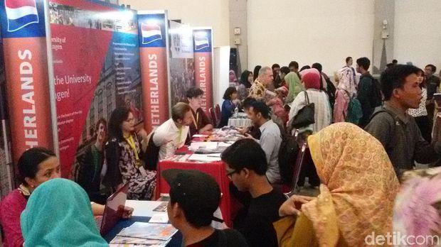 Minat Pelajar Indonesia Studi Lanjut ke Eropa Meningkat