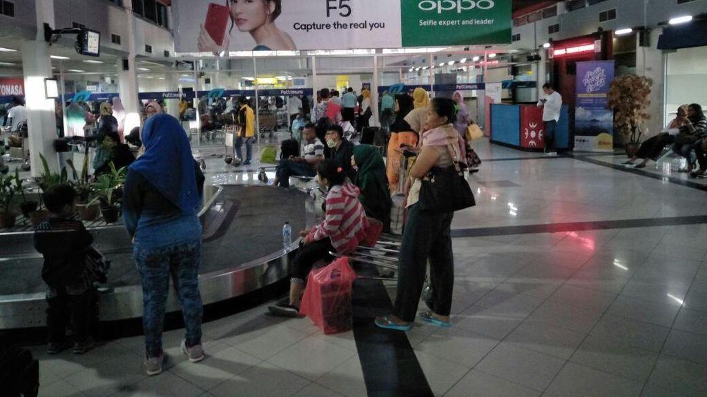 Bandara Pattimura Ambon Tetap Beroperasi Usai Gempa