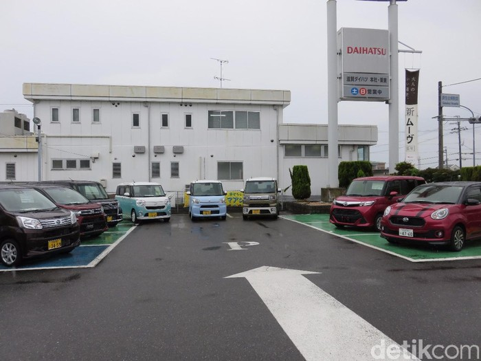 Diler Daihatsu di Jepang