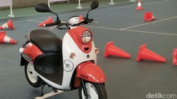Garap Motor Listrik, Yamaha Gandeng Perusahaan Taiwan