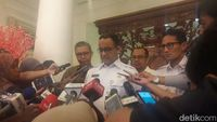 Anies-Sandi Tetapkan UMP Jakarta 2018 Rp 3,6 Juta