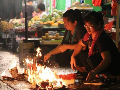 14 Pantangan dalam Festival Hantu Lapar di Hong Kong