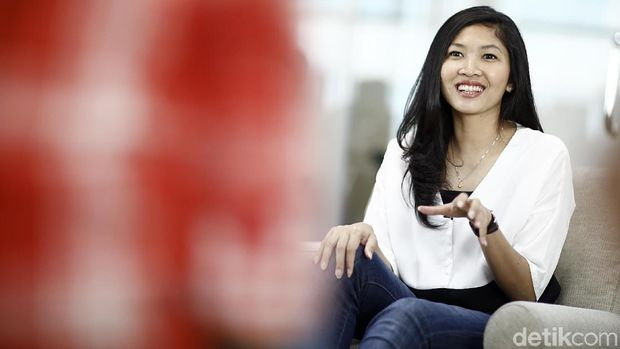 Linda Wenifanetri tercatat sebagai mahasiswa Universitas Trisakti, Jakarta
