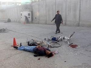 8 Orang Tewas Akibat Bom Bunuh Diri di Kabul