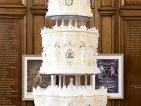 Di Ulang Tahun Pernikahan ke-70, Cake Pernikahan Ratu Elizabeth 'Dihadirkan' Kembali