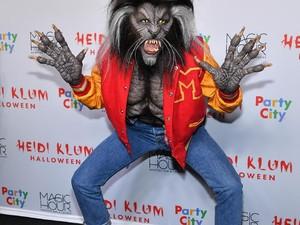 Kamu Tak Akan Percaya Jika Manusia Serigala Ini adalah Heidi Klum