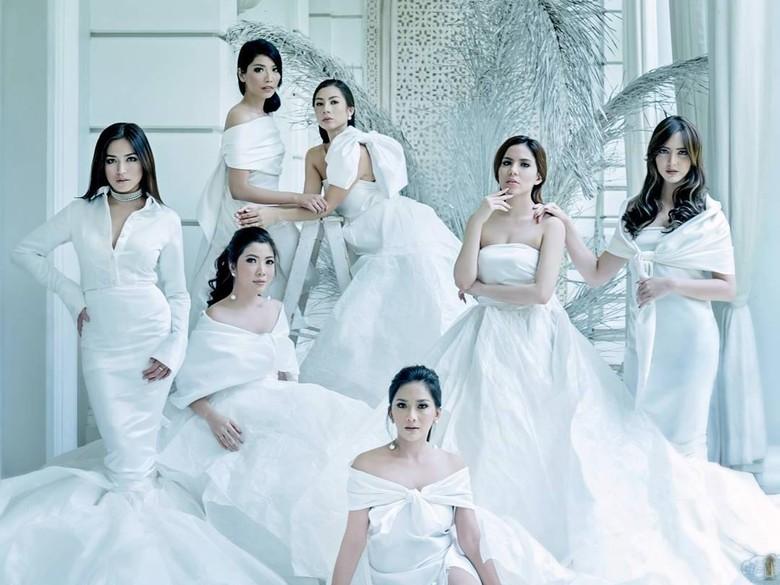 Soal Konflik Girls Squad dengan Karenina, Ini Kata Jessica Iskandar