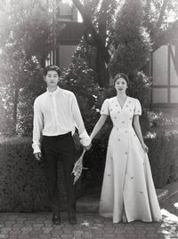 Foto Preweeding SongSongCouple diambil di Los Angeles.