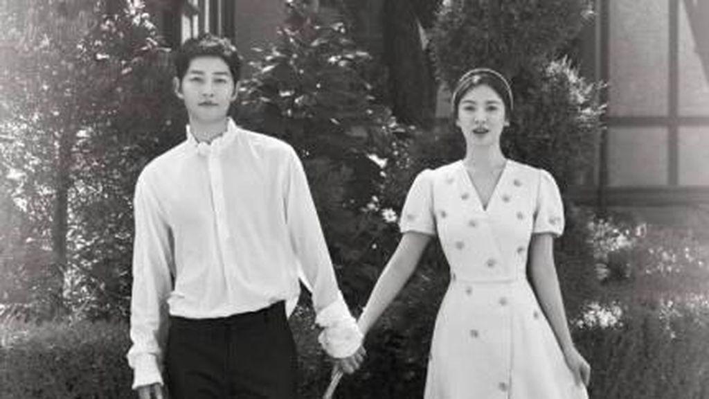 Ungkapan Cinta Song Joong Ki ke Song Hye Kyo Ini Bisa Bikin Fans Makin Baper