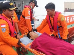 Sakit Perut, ABK Kapal Berbendera Liberia Dievakuasi ke Aceh