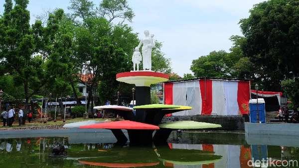 Intip Foto-foto Ground Breaking Taman Indonesia Kaya Semarang