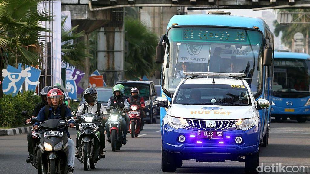 Bakal Ada Badan Transportasi Baru Juni 2019