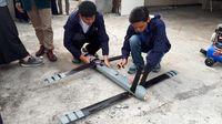 Pesawat Lipat Rancangan Mahasiwa ITB Bidik Industri dan Militer
