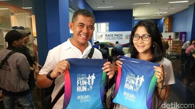 CT ARSA FOUNDATION Charity Fun Run yang Bikin Penasaran