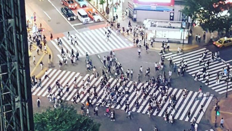 Kondisi Jalanan di Jepang Foto: Brightside