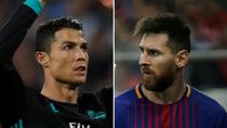 Miralem Pjanic: Messi dan Ronaldo Sama-sama dari Planet Lain