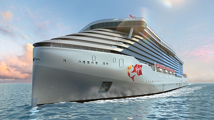 Kapal cruise khusus dewasa Virgin Group