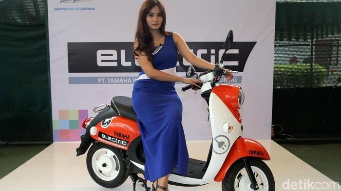 Dibanderol Rp 34 Jutaan Motor Listrik Yamaha Ini Bakal Dijual Di Ri