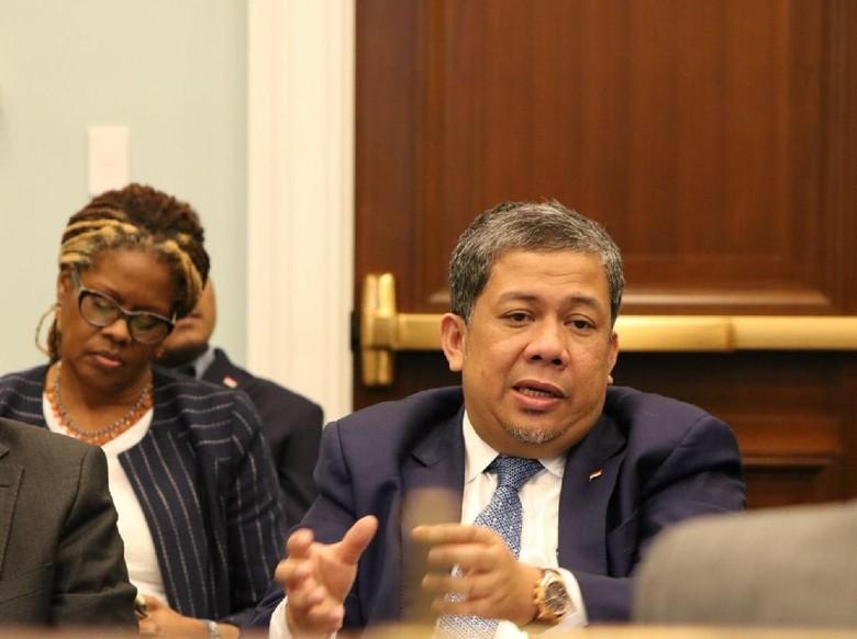Fahri Hamzah Ingin Kompleks Parlemen RI Seperti di AS