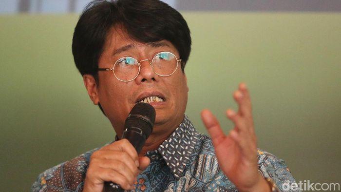 Dirut Pertamina Elia Massa Manik/Foto: Ari Saputra/detikcom