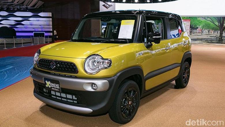 Suzuki Xbee, Obat Kangen Pecinta Toyota FJ Cruiser. Foto: Suzuki