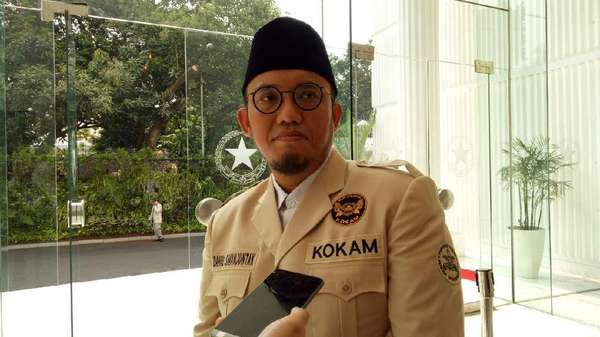 Jokowi Tak Teken UU MD3, Pemuda Muhammadiyah: Drama Politik Jelek