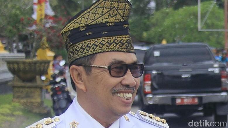 Rakapitulasi Final, Syamsuar-Edy Raih Suara Terbanyak Pilgub Riau