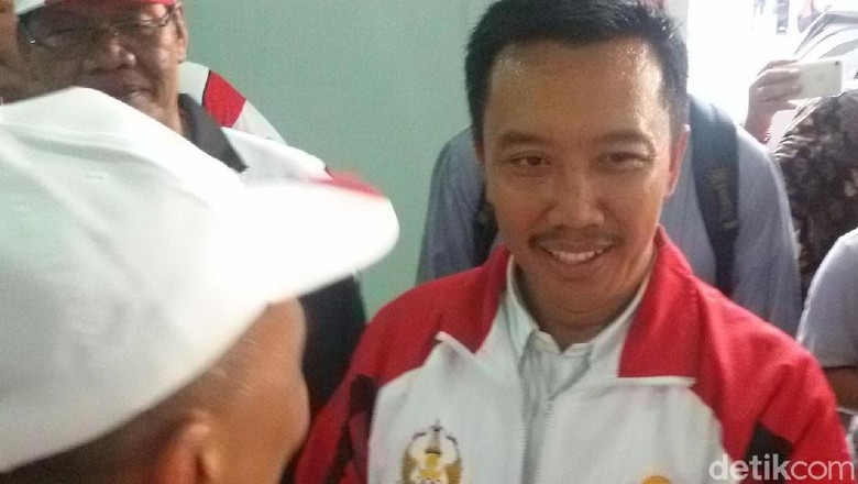 Menpora Targetkan Persiapan Asian Games Selesai Paling Lambat Februari 2018