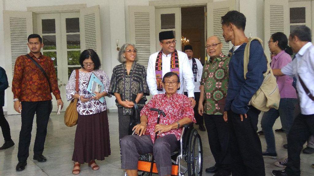 Anies Ubah Status Yayasan PDS HB Jassin Jadi UPT