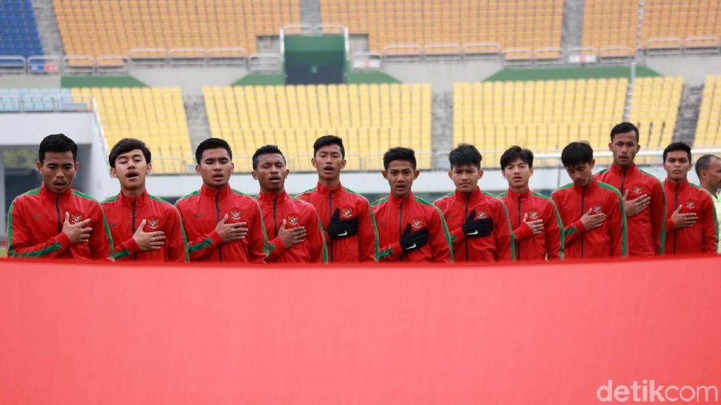Indonesia Ditundukkan Korsel 0-4