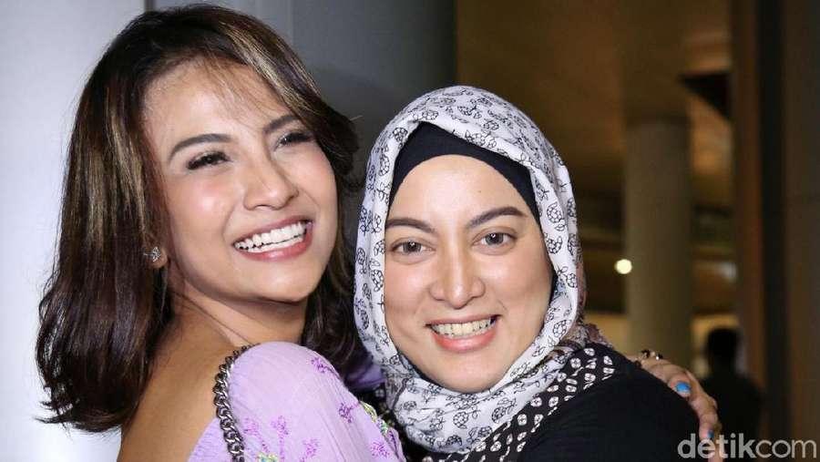 Dulu Musuhan Karena Didi Soekarno, Kini Vanessa dan Jane Akrab Banget