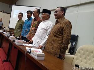 Amien Rais dan Sudirman Said Hadiri Diskusi Tolak Reklamasi di DPR