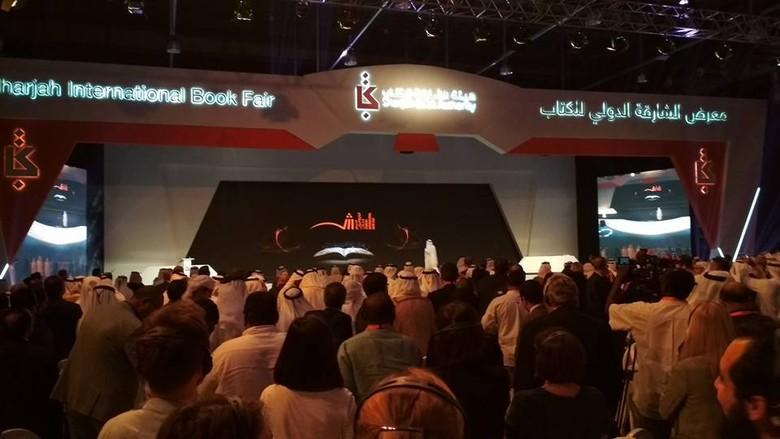 37 Judul Buku Indonesia Terjual di Sharjah Book Fair 2017