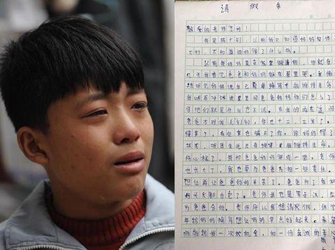 Ada Alasan Menyayat Hati di Balik Bocah 12 Tahun yang Berhenti Sekolah