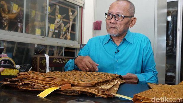 Mengengal Motif Batik Solo untuk Pernikahan dari Pembatik Langganan Jokowi
