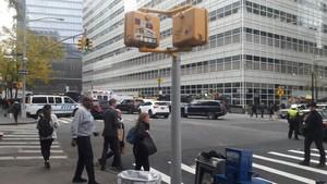 Sehari Pasca Serangan Teroris, New York Tampak Normal