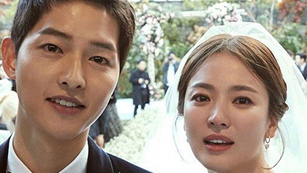 Diduga Pakai Cincin Kawin, Song Hye Kyo & Song Joong Ki Rujuk?