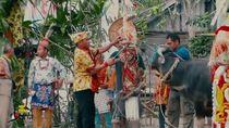Selain Bali, Kalimantan Juga Punya Tradisi Bakar Mayat