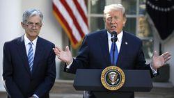 Didesak Trump Mundur, Bos The Fed: Tidak akan!