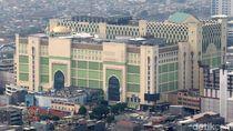 Imbas Corona, Pasar Tanah Abang Tutup Sementara Kecuali Blok G