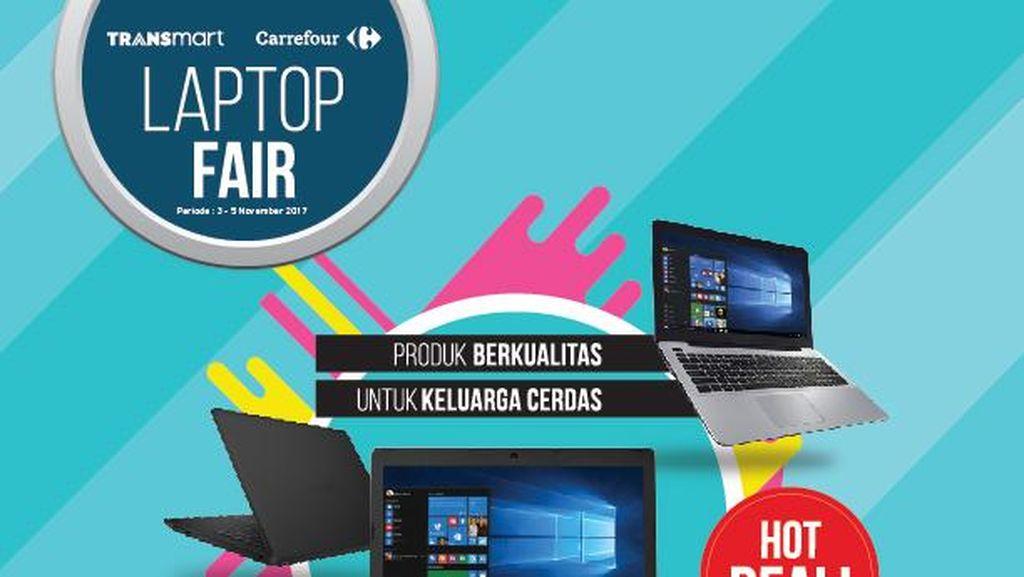 Serbu Laptop & Mesin Cuci di Elektronik Akhir Pekan Carrefour